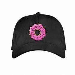 Детская кепка Пончик Гомера - FatLine