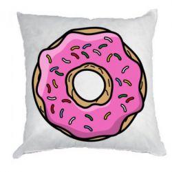 Подушка Пончик Гомера - FatLine