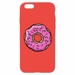Чехол для iPhone 6/6S Пончик Гомера