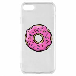 Чехол для iPhone 7 Пончик Гомера
