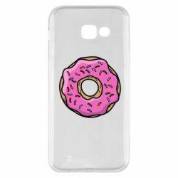 Чехол для Samsung A5 2017 Пончик Гомера