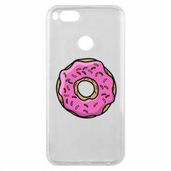 Чехол для Xiaomi Mi A1 Пончик Гомера