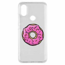Чехол для Xiaomi Mi A2 Пончик Гомера