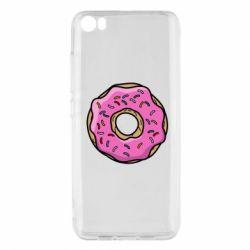 Чехол для Xiaomi Mi5/Mi5 Pro Пончик Гомера