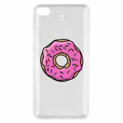 Чехол для Xiaomi Mi 5s Пончик Гомера