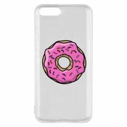 Чехол для Xiaomi Mi6 Пончик Гомера
