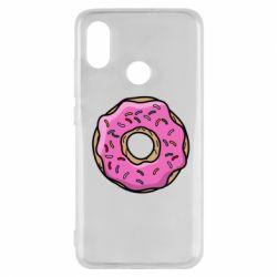 Чехол для Xiaomi Mi8 Пончик Гомера