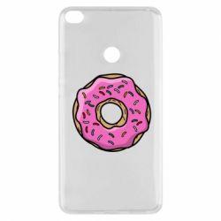 Чехол для Xiaomi Mi Max 2 Пончик Гомера
