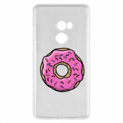 Чехол для Xiaomi Mi Mix 2 Пончик Гомера