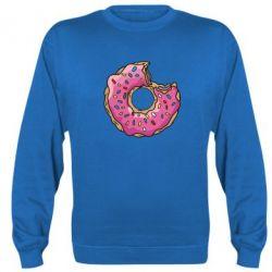 Реглан (свитшот) Пончик - FatLine