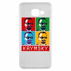 Чохол для Samsung A3 2016 Pop man krymski