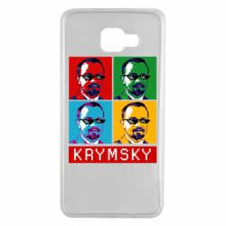 Чохол для Samsung A7 2016 Pop man krymski