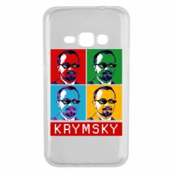 Чохол для Samsung J1 2016 Pop man krymski