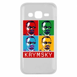Чохол для Samsung J2 2015 Pop man krymski