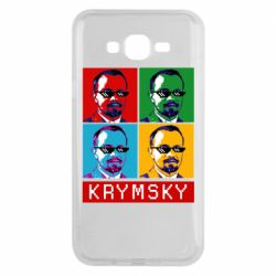 Чохол для Samsung J7 2015 Pop man krymski