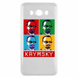 Чохол для Samsung J7 2016 Pop man krymski
