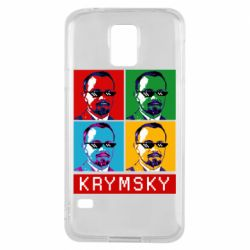 Чохол для Samsung S5 Pop man krymski
