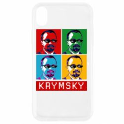 Чохол для iPhone XR Pop man krymski