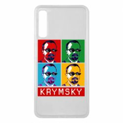 Чохол для Samsung A7 2018 Pop man krymski