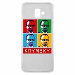 Чохол для Samsung J6 Plus 2018 Pop man krymski