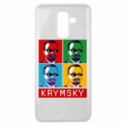 Чохол для Samsung J8 2018 Pop man krymski
