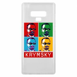 Чохол для Samsung Note 9 Pop man krymski