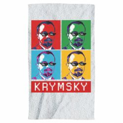 Рушник Pop man krymski