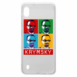 Чохол для Samsung A10 Pop man krymski
