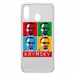 Чохол для Samsung A30 Pop man krymski
