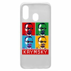 Чохол для Samsung A40 Pop man krymski