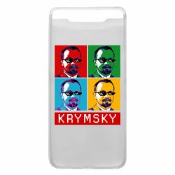 Чохол для Samsung A80 Pop man krymski
