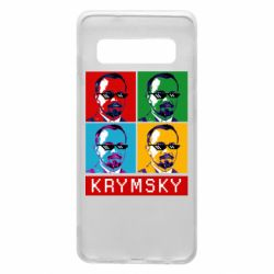 Чохол для Samsung S10 Pop man krymski