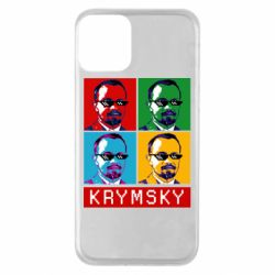 Чохол для iPhone 11 Pop man krymski