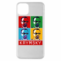 Чохол для iPhone 11 Pro Max Pop man krymski