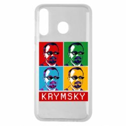 Чохол для Samsung M30 Pop man krymski