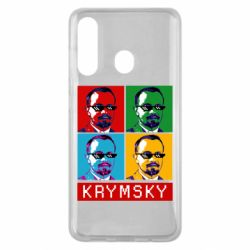 Чохол для Samsung M40 Pop man krymski