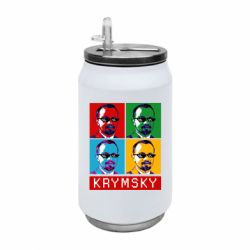 Термобанка 350ml Pop man krymski