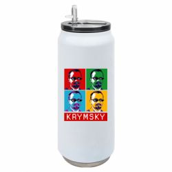 Термобанка 500ml Pop man krymski