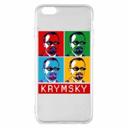 Чохол для iPhone 6 Plus/6S Plus Pop man krymski