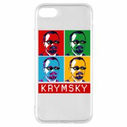 Чохол для iPhone 7 Pop man krymski