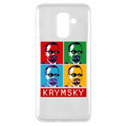 Чохол для Samsung A6+ 2018 Pop man krymski