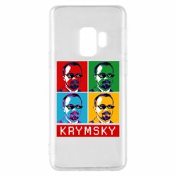 Чохол для Samsung S9 Pop man krymski