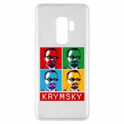 Чохол для Samsung S9+ Pop man krymski