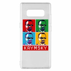 Чохол для Samsung Note 8 Pop man krymski