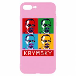 Чохол для iPhone 8 Plus Pop man krymski