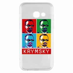 Чохол для Samsung A3 2017 Pop man krymski