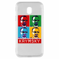 Чохол для Samsung J3 2017 Pop man krymski