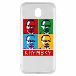 Чохол для Samsung J7 2017 Pop man krymski