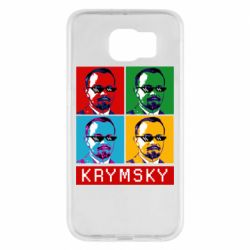 Чохол для Samsung S6 Pop man krymski
