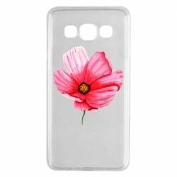 Чехол для Samsung A3 2015 Poppy flower